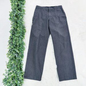 Banana Republic Gray Relaxed Classic Fit Pants 32